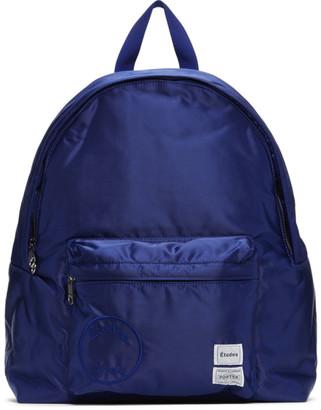Études Blue Porter Edition Day Backpack