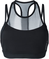 Reebok sheer strappy top