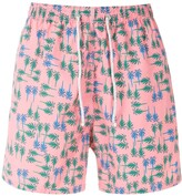 Track & Field Beach Ultramax printed swim shorts