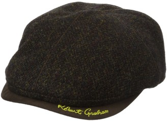 Robert Graham Headwear Men's King Lear Ivy Cap
