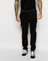 Asos Skinny Smart Joggers With Elasticated Waist