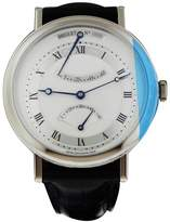Breguet Classique Retrograde 5207bb/12/9v6 18K White Gold / Leather Automatic 39mm Mens Watch