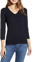 Tommy Hilfiger Cable Cotton Sweater