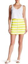 Amour Vert Kona Front Zip Mini Skirt