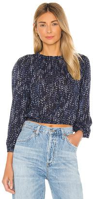 Bella Dahl Elasstic Shirred Top