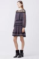 Diane von Furstenberg Jamie A-Line Dress