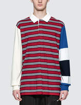 Stussy Mix Up L/S Rugby