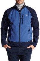 Champion Softshell Zip Jacket With Textured Backing