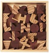 Areaware NEW Alphabet Blocks