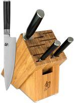Shun Classic 5-Piece Starter Knife Block Set