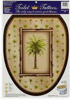 Bed Bath & Beyond Toilet Tattoos® Bahama Breeze in Elongated