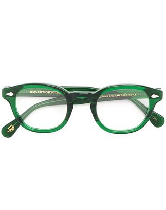 MOSCOT Lemtosh Square Frame Glasses
