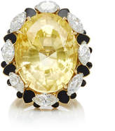 David Webb One-Of-A-Kind Couture Ring
