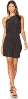 Ramy Brook Rebecca Dress in Black. - size L (also in M,S,XS)