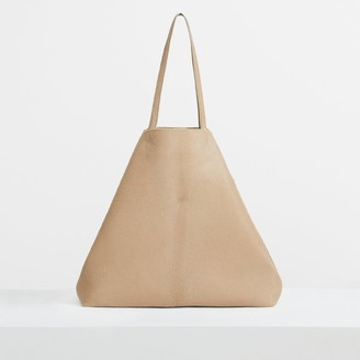 Theory Simple Tote in Haircalf