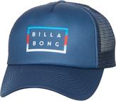 Billabong Die Cut Trucker Cap Blue