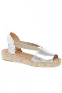 Toni Pons Etna In Silver Sandal - 36