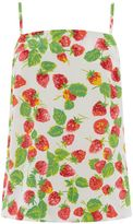 Warehouse Strawberry Print Cami