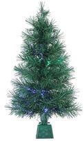 Sterling 20'' Fiber Optic Artificial Christmas Tree