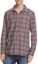 Velvet Scout Plaid Flannel Regular Fit Button-Down Shirt