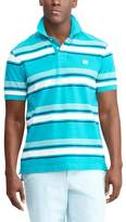 Chaps Men's Classic-Fit Striped Stretch Polo