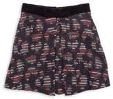 Oscar de la Renta Little Girl's & Girl's A-Line Bow Skirt