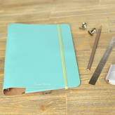 Undercover Recycled Leather A5 Refillable Diary Binder