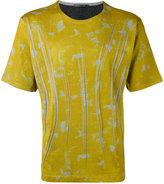 Issey Miyake graphic print T-shirt