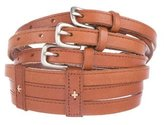 Rag & Bone Multistrap Leather Belt