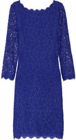 Diane von Furstenberg Zarita lace mini dress
