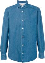 Eleventy denim shirt - men - Cotton - 39