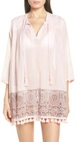 Roller Rabbit Serafina Cotton Cover-Up Tunic