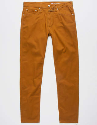 Levi's 512 Slim Taper Fit Tobacco Mens Pants