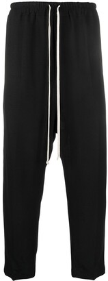 Rick Owens Astaires drop crotch trousers