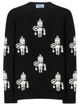 Prada Wool and cashmere jumper