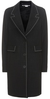 Stella McCartney Stretch-wool Coat