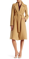 Canvas by Lands' End Canvas by Lands& End Wrap Trench Coat