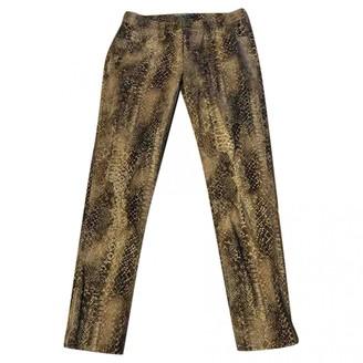 Ralph Lauren Multicolour Cotton Trousers