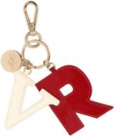 Roger Vivier Patent Leather Key Holder