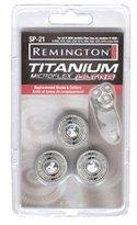 Remington SP-21 Titanium Microflex Replacement Heads by