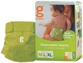 gDiapers gPants gPants Starter Kit - Guppy Green - Medium