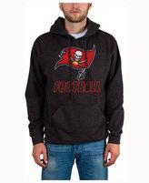 Junk Food Clothing Men's Tampa Bay Buccaneers Wing-T Formation Hoodie