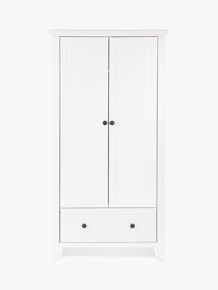 Silver Cross Nostalgia Wardrobe, White