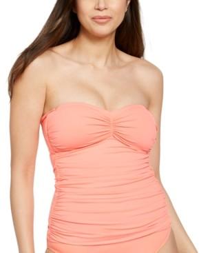 La Blanca Island Goddess Convertible Tankini Top Women's Swimsuit