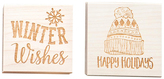 Happy Holidays & Winter Wishes Stamp Set