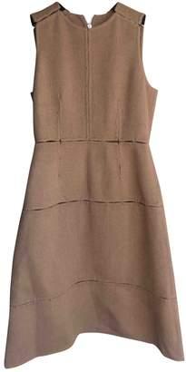 Bally Brown Wool Dress for Women