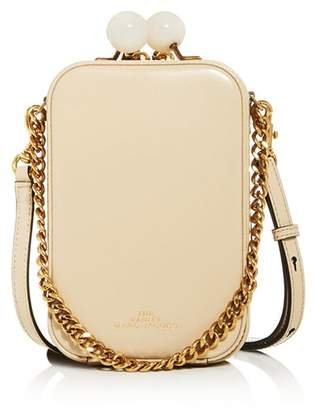 Marc Jacobs The Vanity Bag Leather Crossbody