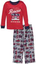 "Carter's Little Boys' Toddler ""Fire Chief Rescue"" 2-Piece Pajamas"