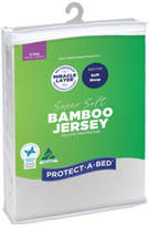 Protect A Bed Protect-A-Bed Bamboo Jersey Pillow Protector (Each) - King Pillow