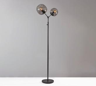 Pottery Barn Grandview Glass Multi-Head Floor Lamp